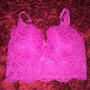 Victoria's Secret Demi Lace Bra